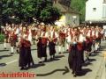Volksfesteinzug Dachau