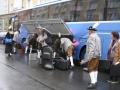 Ankunft in Jena Innenstadt