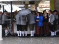 Verregneter Stadtplatz Jena