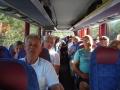 Alle sind gespannt auf den Ausflug nach Südtirol