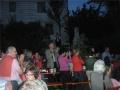 Applaus zum Ende der Serenade in Lauterbach