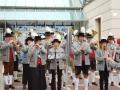 Standkonzert beim Indersdorfer Volksfesteinzug