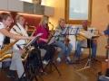 Probenwochenende - Registerprobe Saxophon