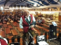 Volkfest Markt Indersdorf Vorbereitung: Standhaft trotz Handicap
