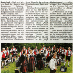 Serenade in Lauterbach 2013