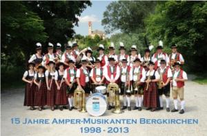 15 Jahre Amper-Musikanten Bergkirchen